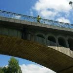 Enfin le pont